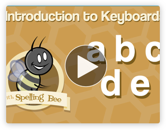 Preview image of Keyboarding lesson